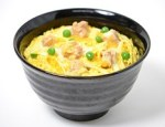 egg bowl of rice