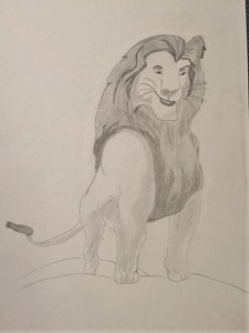 Tlhe Lion King