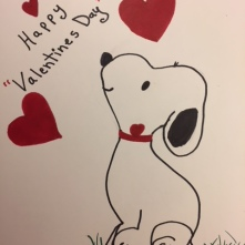 2018 Snoopy Valentines