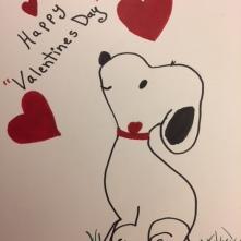 2018 Snoopy Valentines